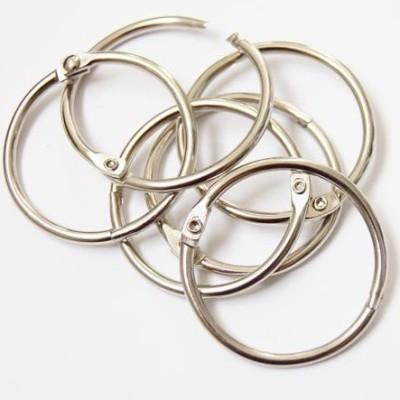 Argollas 3 cms. diametro