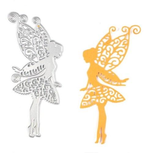 Troquel Fairy Girl