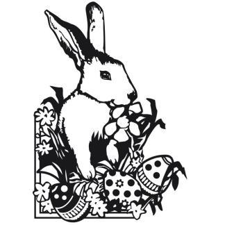 Texturizador Conejo de Pascua, Darice