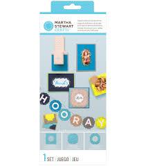 Kit Starter Frame Punch Martha Stewart Crafs