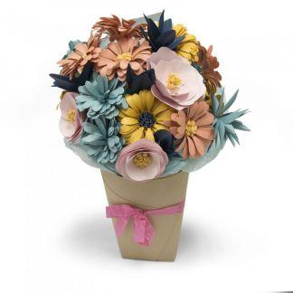 BigZ L Bouquete de Flores, Sizzix