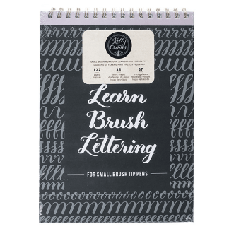 Kelly Creates Small Brush Work Book