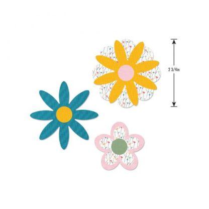 Sizzix Bigz Die - Flower Layers #15