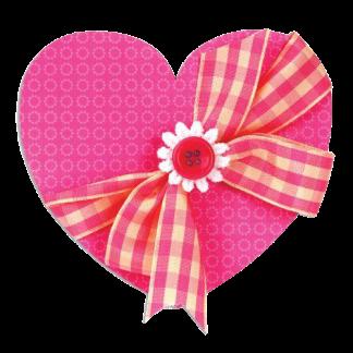 Troquel Sizzix Bigz - Corazón