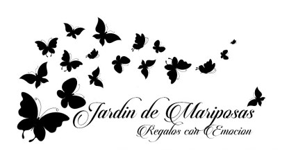 Sello Jardin de Mariposas