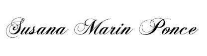 "Sello Frase ""Susana Marin Ponce"""