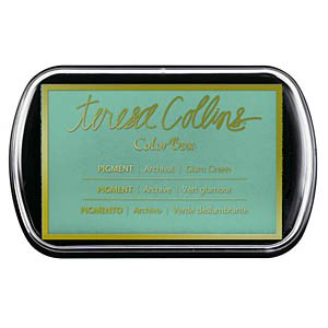 Ink Pad Teresa Collins Glam Green