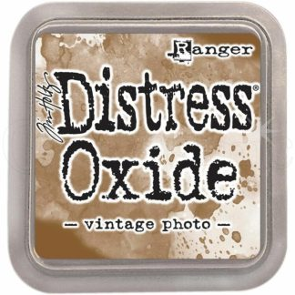 Tinta Distress, Vintage Photo, Ranger