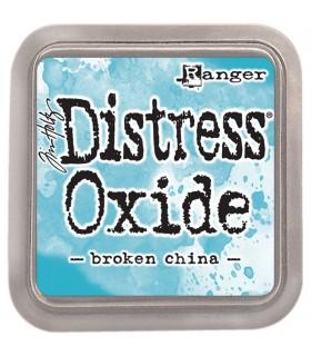 Tinta Distress Oxide, Broken China, Tim Holtz Ranger