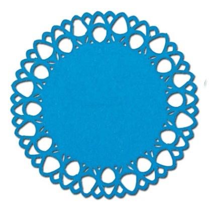 Cartridge Borde Circular Modern Lace