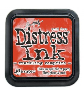 Tinta Distress, Crackling Campfire, Tim Holtz,