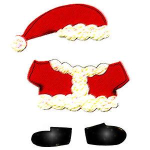 BigZ Santa Outfits, Sizzix