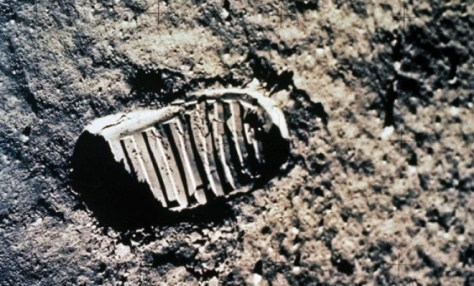 """One small step for a man, one giant step for mankind"""