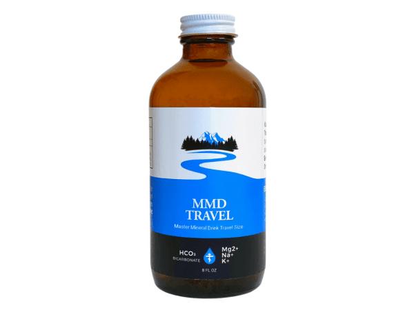 MMD Travel 8 oz Magnesium Bicarbonate