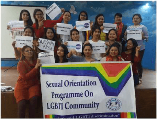 Sexual Minority Concept Training Nepal - Mitini Nepal