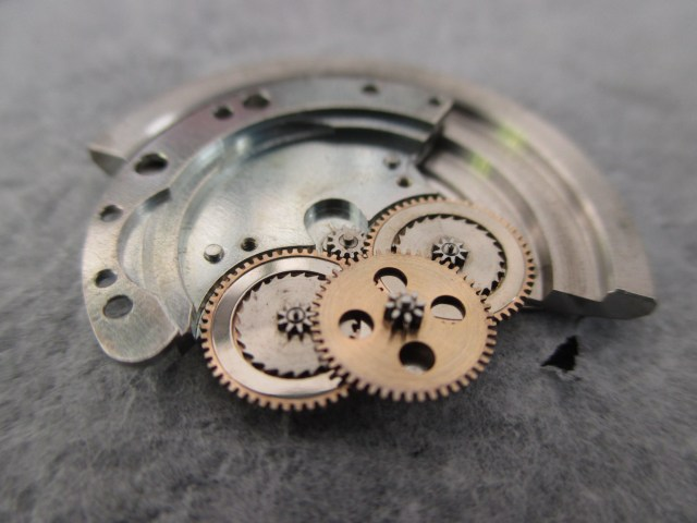 Rolex autowinder bridge