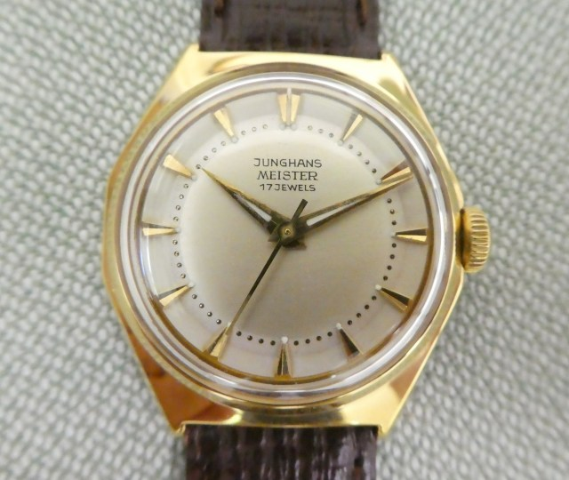 Junghans Meister calibre 82