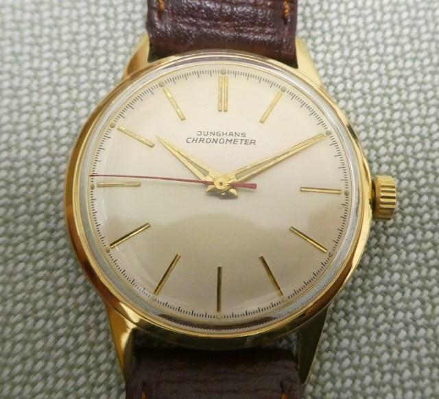 Junghans Chronometer