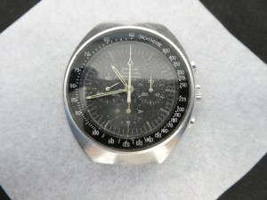Omega Speedmaster Mark Two project