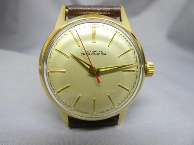 Junghans chronometer calibre 82