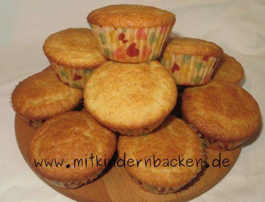 Muffins mit Joghurt