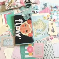 Art journaling - Kom i gang med din egen kreative dagbog (2/9, 4/11)