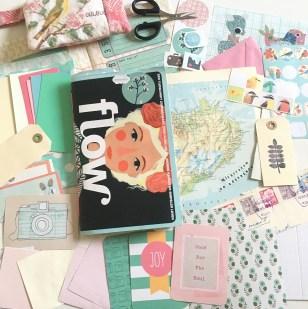 Art journaling - Kom i gang med din egen kreative dagbog (5/5+1/9)