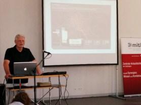 Vortrag von Prof. Franz Kluge
