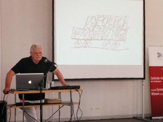 Franz Kluge über kindliche Abbildungen