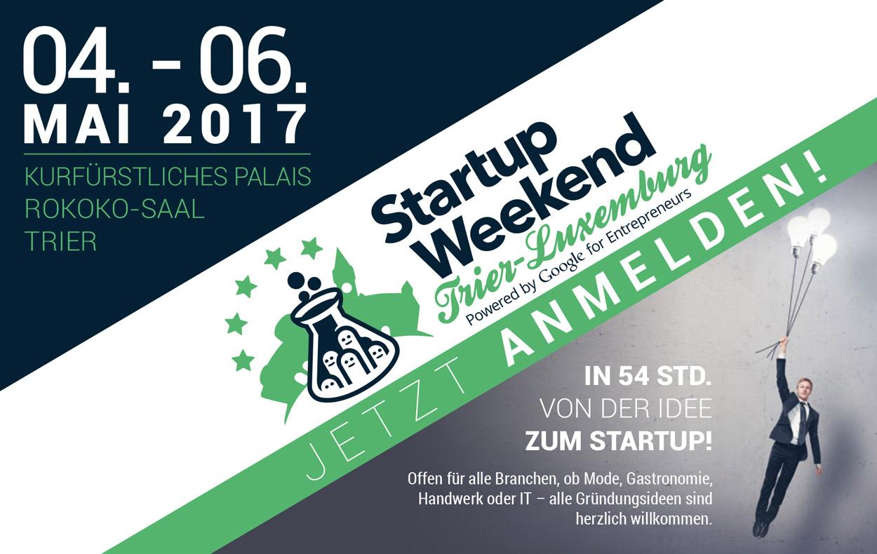 Startup Weekend 2017 in Trier