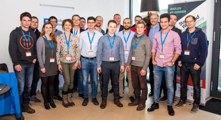 Startup Weekend Teilnehmer