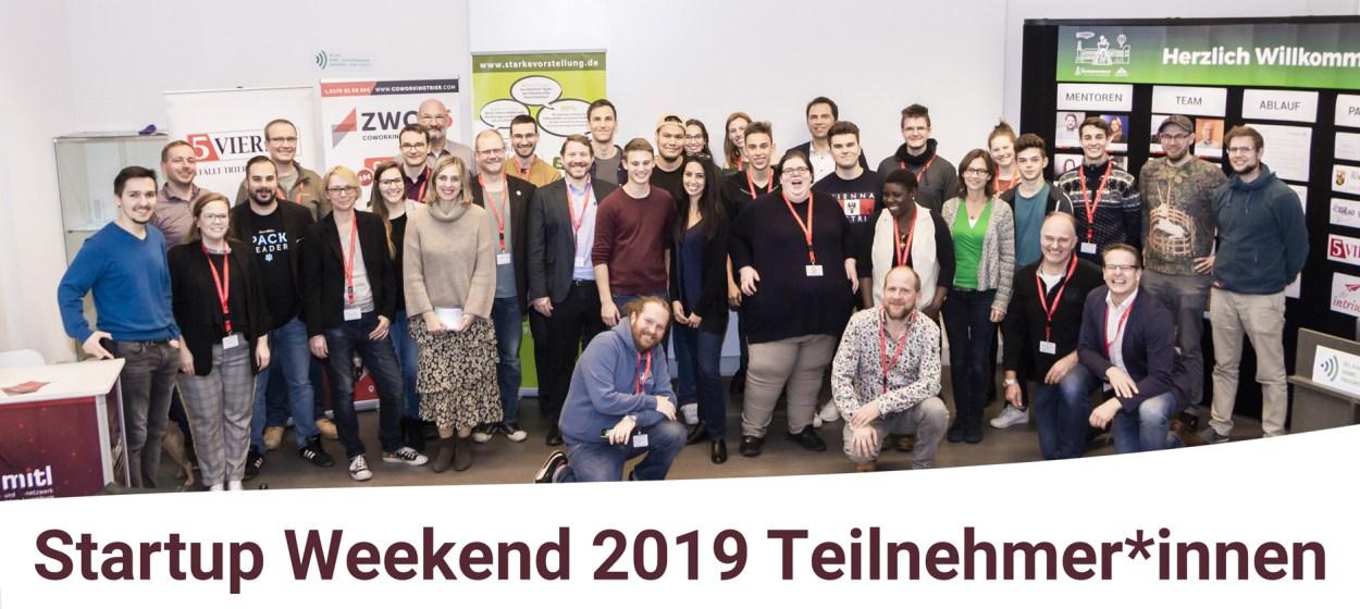 Für alle Beteiligten, Teilnehmer und Organisatoren war das Startup-Weekend ein großer Erfolg und machte Lust auf mehr. Die Veranstaltung wird auch im kommenden Jahr wieder stattfinden.
