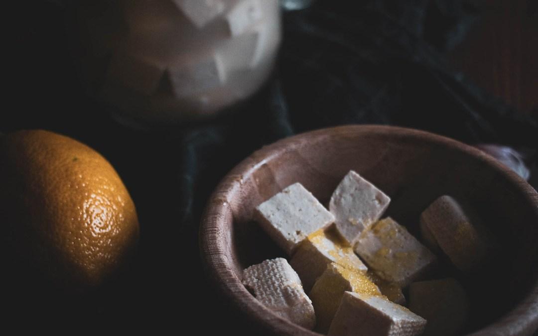 Tofeta – feta z tofu