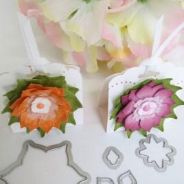 Stampin' Up Berlin DIY Gastgeschenk Goodie Orientpalast Papierblume Anhängerstanze Küsschenverpackung 3 mitliebeundpapier.wordpress.com