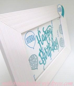 Stampin' Up Berlin Thinlits Happy Birthday Gorgeous DIY Deko Geburtstag 3 mitliebeundpapier.wordpress.com