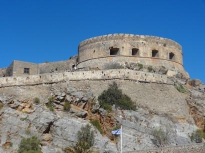 Venezianische Festung auf Spinalonga