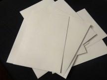 Material: Briefumschläge