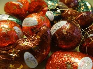 Sehr leckere Schokolade!