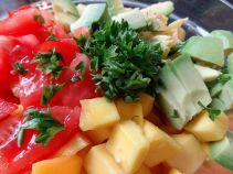 Bunte Farben und viele Vitamine: frisch und lecker!