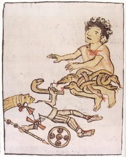 COATLICUE » La diosa madre de los seres vivos de los Mexicas