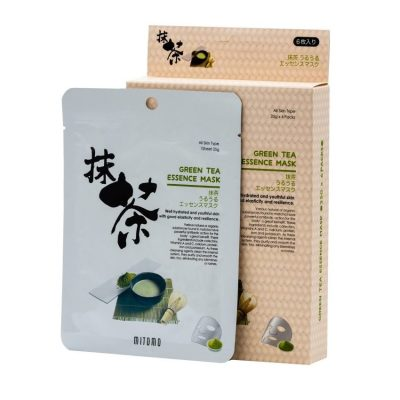 Bamboo Green Tea Essence Mask
