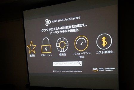 AWS Cloud Express Roadshow in Nagaoka