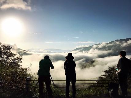 雲海や滝雲が魚沼市で見られますよ!絶景です!!