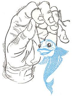 Un pez en la mano