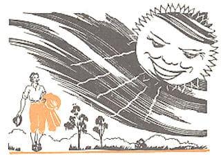 El sol y el viento