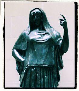 Hestia (Vesta romanos)