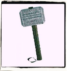 El robo del martillo de Thor