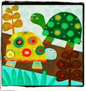 El cuento de la pequeña tortuga