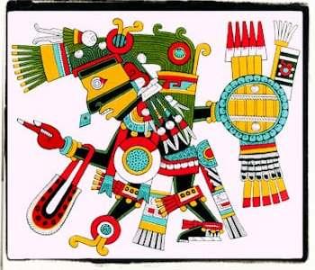 El feroz Tezcatlipoca
