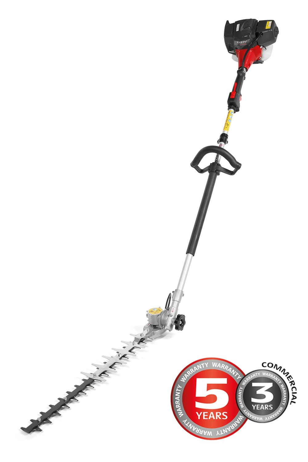 Mitox 5250LRK PRO Long Reach Petrol Hedge Trimmer